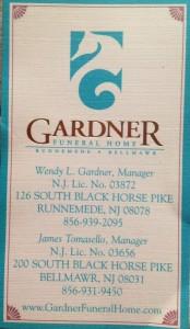 Gardner Funeral Home