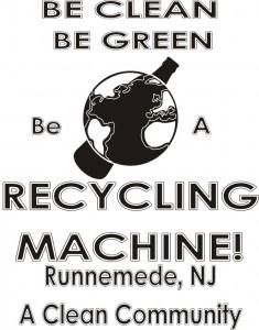 Be a Recylcing Machine